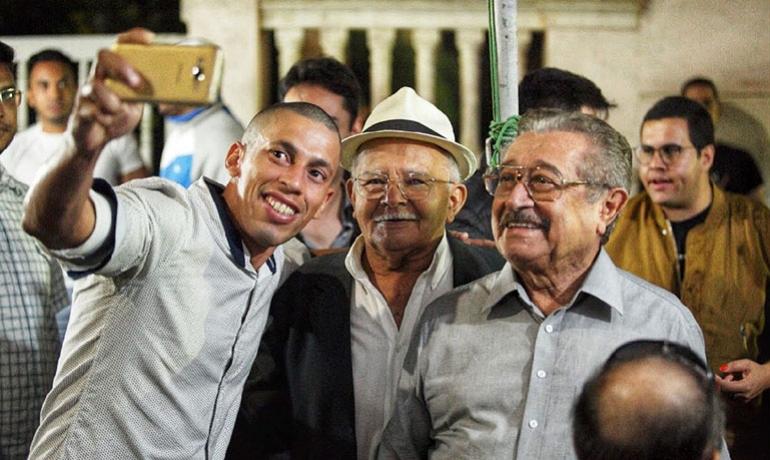 Maranhão é ovacionado em festa de emancipação política de Areia